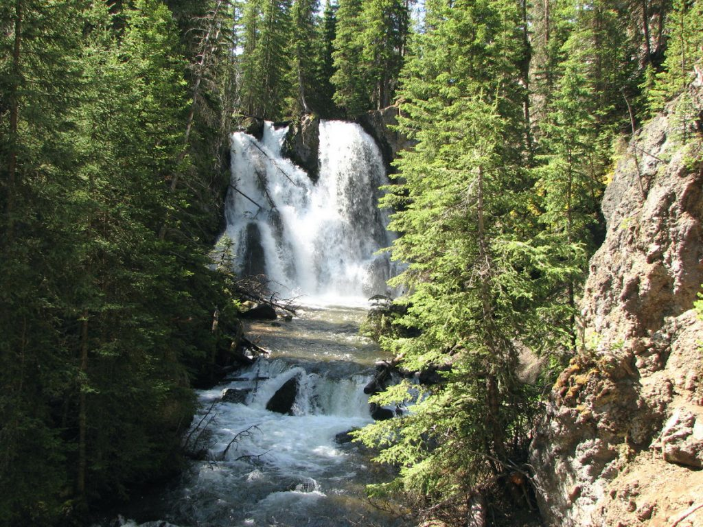 Photo of the Passage Creek Falls waterfall